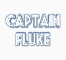 Captain Fluke Intro Title Kids Clothes