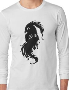 Silhouette of Paradise  Long Sleeve T-Shirt