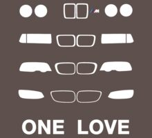 BMW M3 Generations - One Love by Venusta