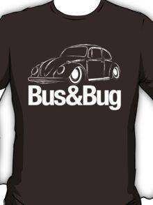 VW Beetle Bus & Bug T-Shirt