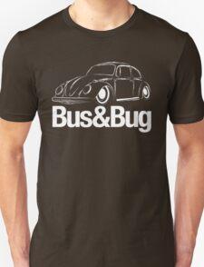 VW Beetle Bus & Bug Unisex T-Shirt