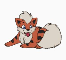 Growlithe  by sosregeit