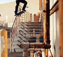 Dennis Durrant - Nollie Crooks by timblackphoto