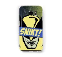 Wolverine Snikt! Samsung Galaxy Case/Skin