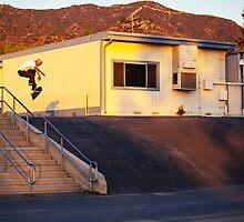 Tommy Fynn - 360 Flip by timblackphoto