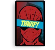 Spidey Thwip! Canvas Print