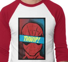 Spidey Thwip! Men's Baseball ¾ T-Shirt