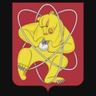 Atomic Bear by mikeAguy1