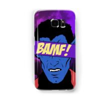 Nightcrawler Bamf! Samsung Galaxy Case/Skin
