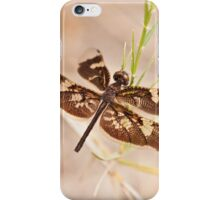 dragonfly insect photograph iPhone Case/Skin