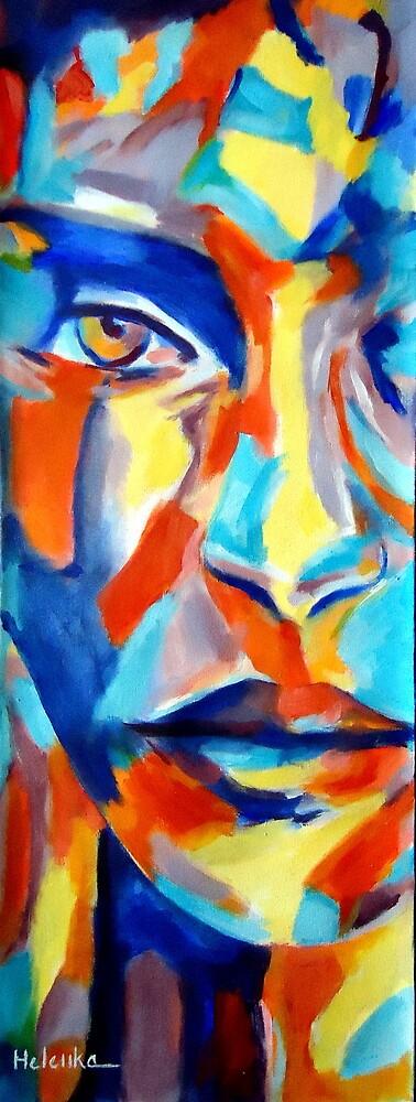 """Self acceptance"" by Helenka"