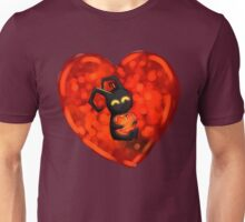 Valentine for the heartless  Unisex T-Shirt