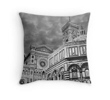 Florence Cathedral (Il Duomo) Throw Pillow