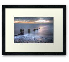 Fleetwood Beach 2013 Framed Print