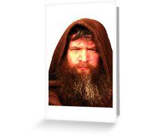 Jedi Greeting Card