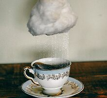 storm in a teacup no. 2 by Tess Smith-Roberts
