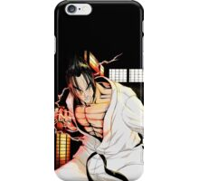 Jin Kazama in karate gi iPhone Case/Skin