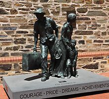 Courage Pride Dreams Achievements by indiafrank
