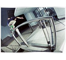 Alex Lawton - Bs Over Crooks  Poster