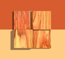 Tulipwood Blocks Four by YoPedro