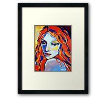 """""""Reverie"""" Framed Print"""