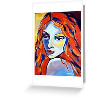 """Reverie"" Greeting Card"