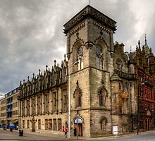 Dundee Royal Exchange by Tom Gomez