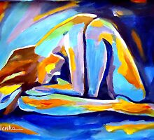 """Sleepless"" by Helenka"