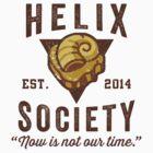 Helix Society by designsbybri