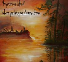 Mysterious Island by RDesigns7