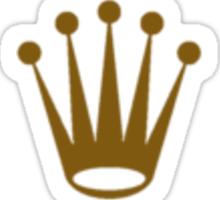 rolex logo Sticker