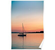 Sail boat / Voilier Poster