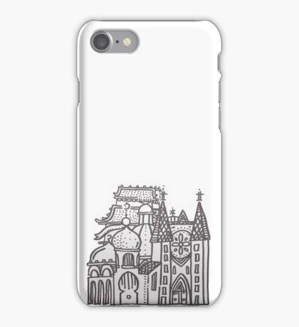 Churches of the world iPhone Case/Skin