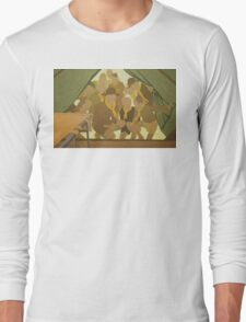 Jiminy cricket he flew the coop. Long Sleeve T-Shirt