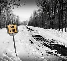 No exit / Pas de sortie by maophoto