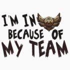 Bronze because of my team! by Nundei