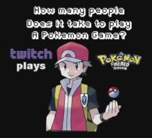 How many players does it take to play a pokemon game by ChrisPosadas