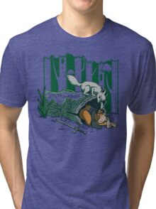 The Wolf and the Hound Tri-blend T-Shirt