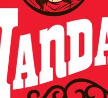 Wanda's Sticker
