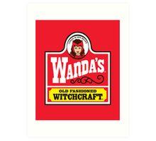 Wanda's Art Print