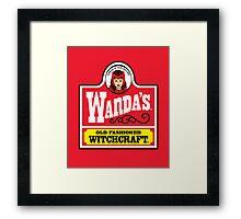 Wanda's Framed Print