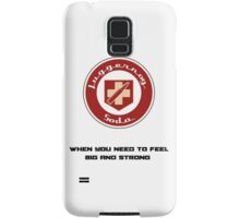 Tough guy Samsung Galaxy Case/Skin