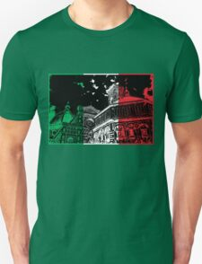 Florence Cathedral (Il Duomo) Flag Unisex T-Shirt