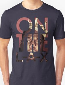 Biggie on the LAX T-Shirt