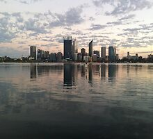 Perth Sunrise by baxlex