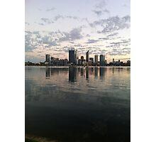 Perth Sunrise Photographic Print