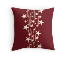 happy birthday to you - red Throw Pillow