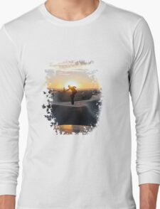 Dusk Skate Long Sleeve T-Shirt