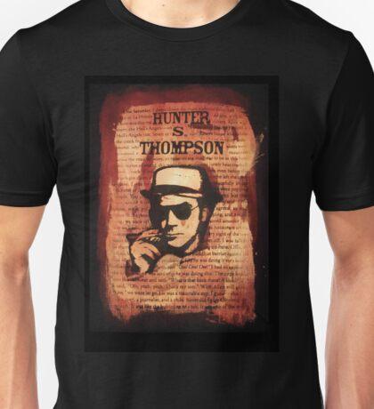 Hunter.S.Thompson. Unisex T-Shirt