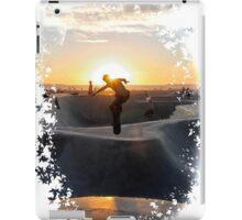 Dusk Skate iPad Case/Skin